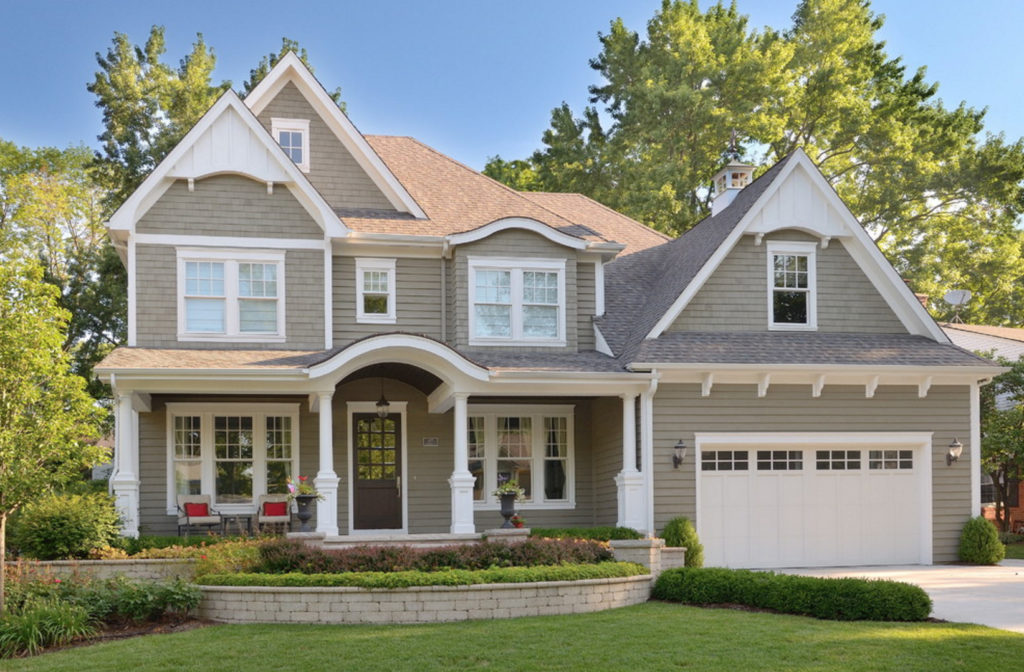 Consider These Tips When Painting The Exterior Of Your Suffolk - Exterior-home-painters